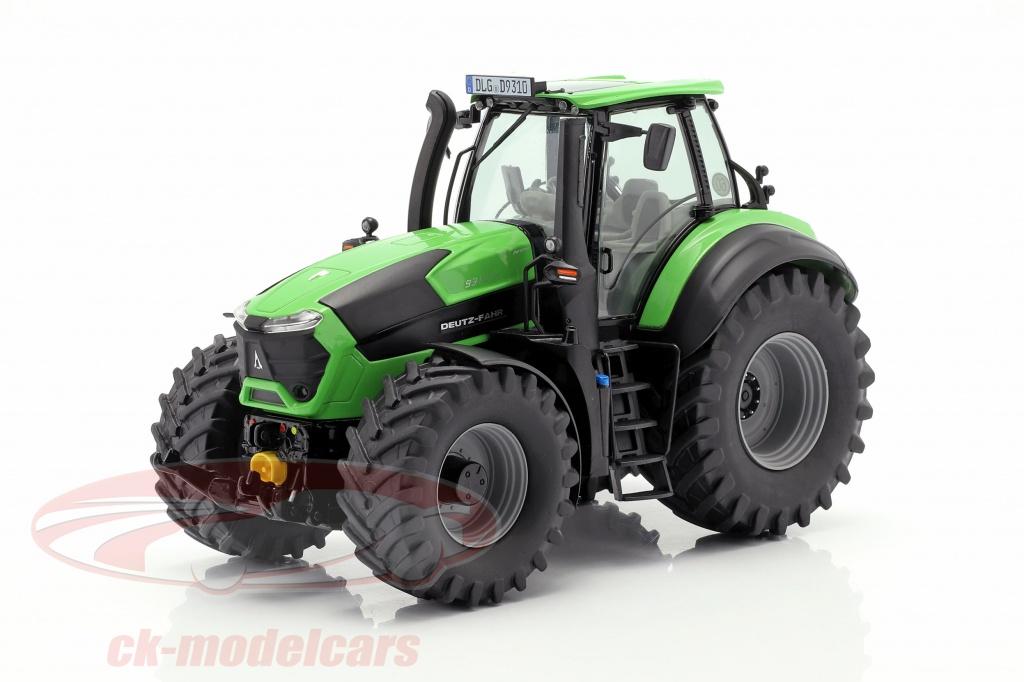 schuco-1-32-deutz-fahr-9310-ttv-agrotron-trator-verde-preto-450777700/
