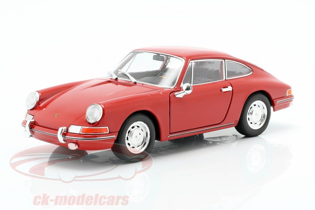 welly-1-24-porsche-911-ano-de-construcao-1964-vermelho-map02481019/