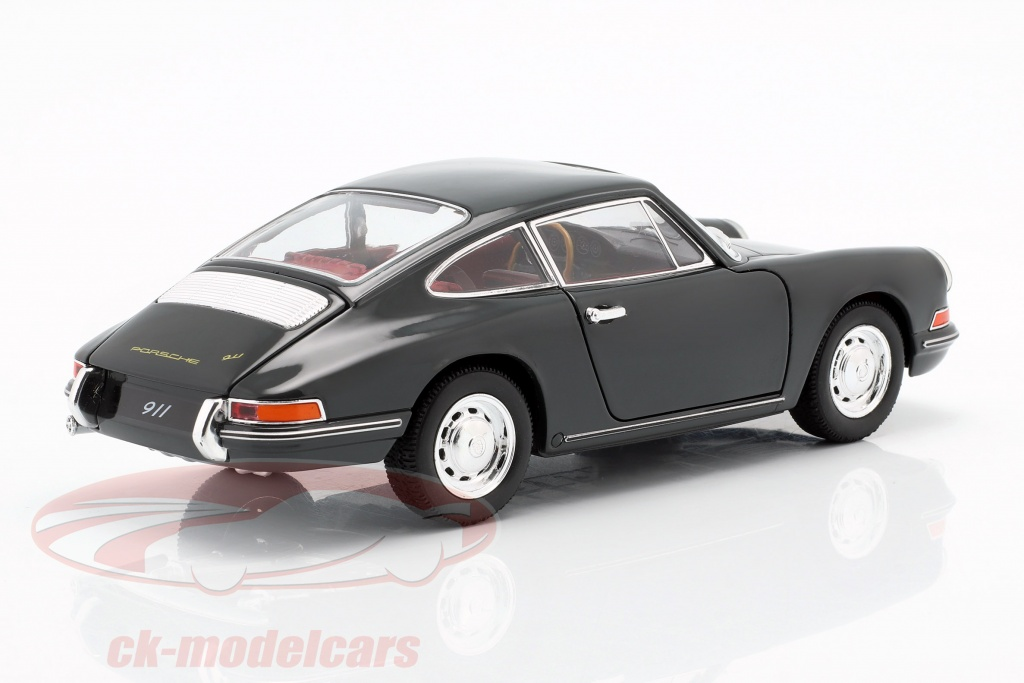 Welly 1 24 Porsche 911 Year 1964 Slate Grey Map02481119 Model Car Map02481119