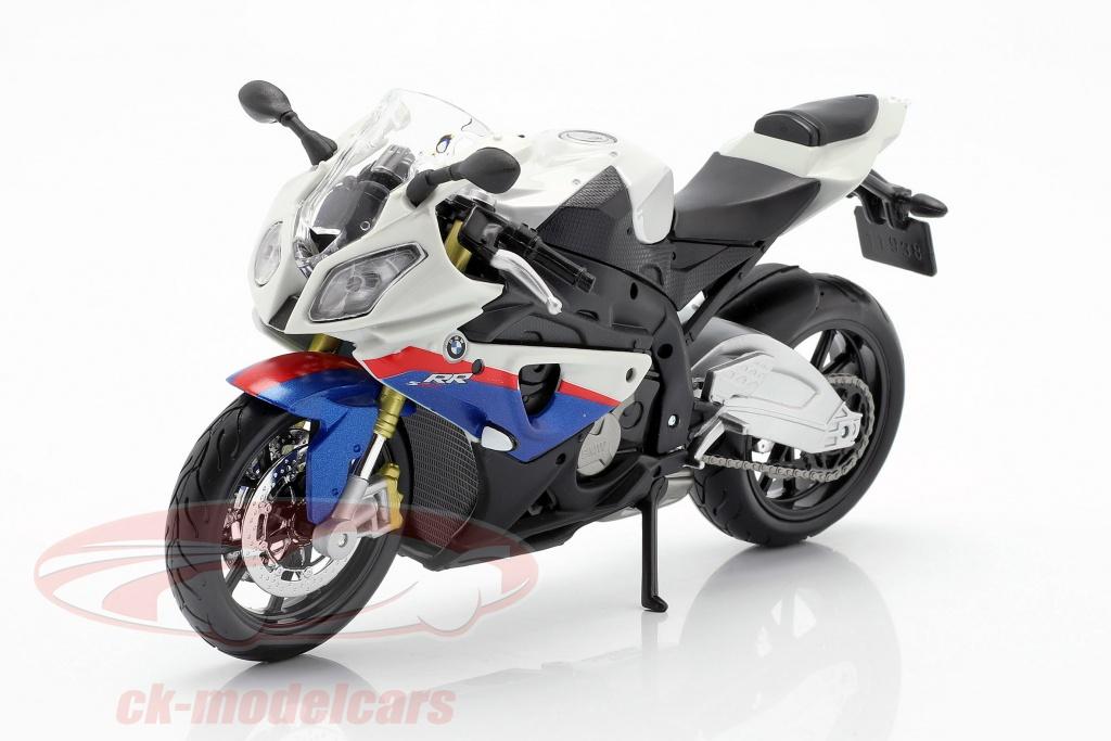 maisto-1-12-bmw-s1000-rr-blanc-noir-bleu-rouge-31191/