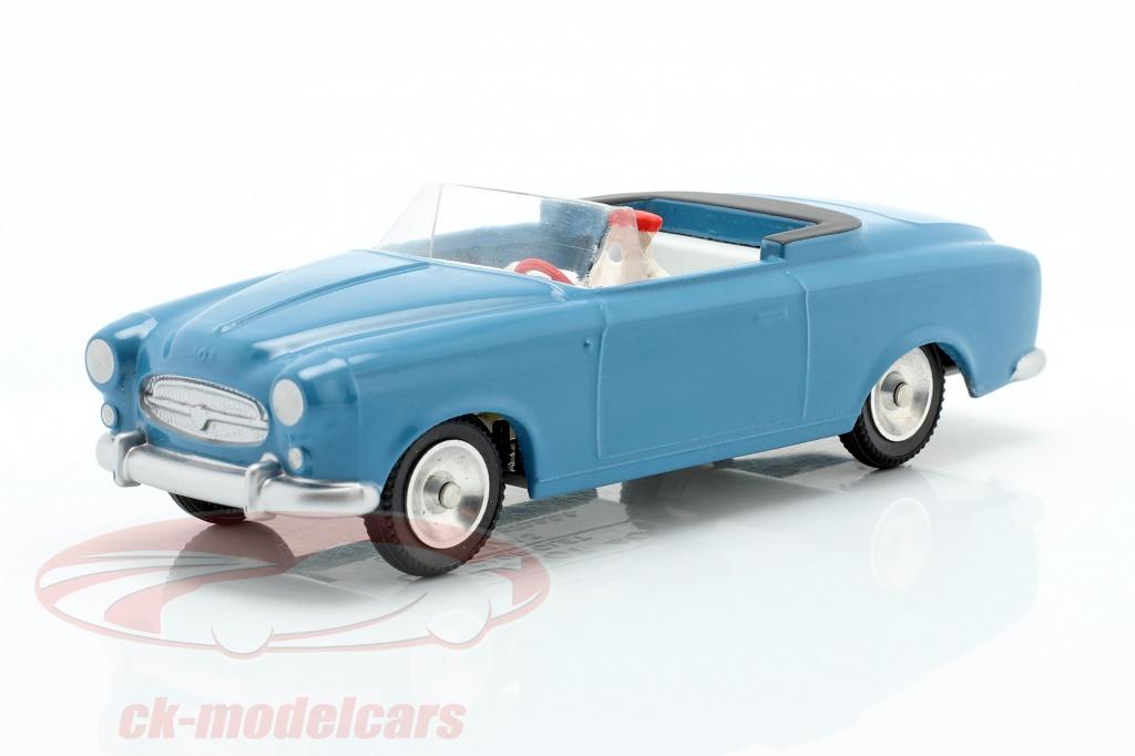 solido-1-43-peugeot-403-cabriolet-bouwjaar-1959-blauw-s1001081/