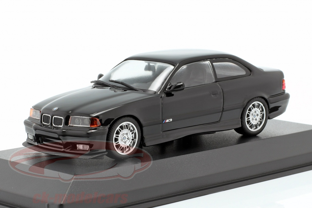 minichamps-1-43-bmw-m3-e36-coupe-opfrselsr-1992-sort-940022300/