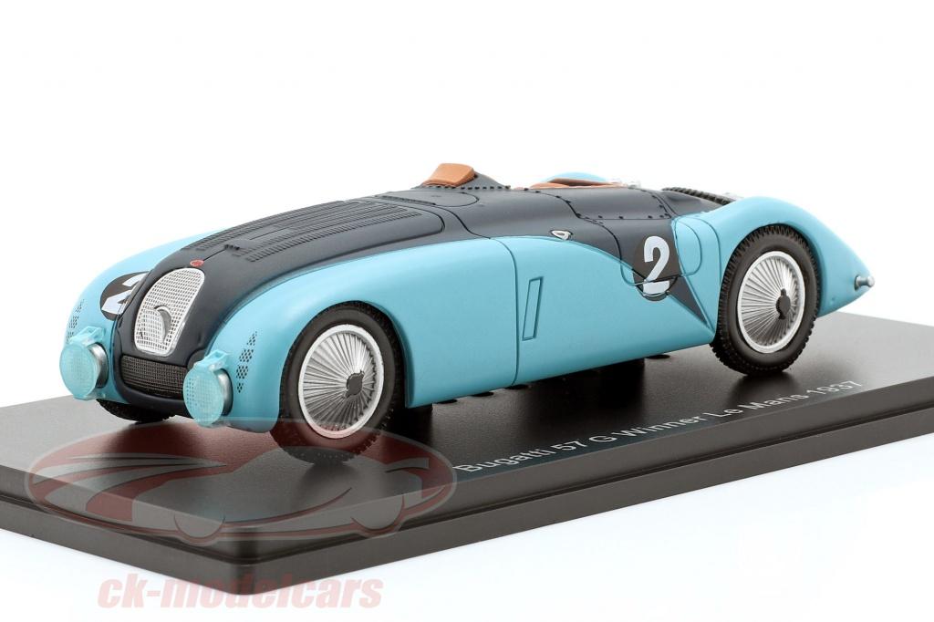 spark-1-43-bugatti-57g-no2-sieger-24h-lemans-1937-wimille-benoist-ck59752/