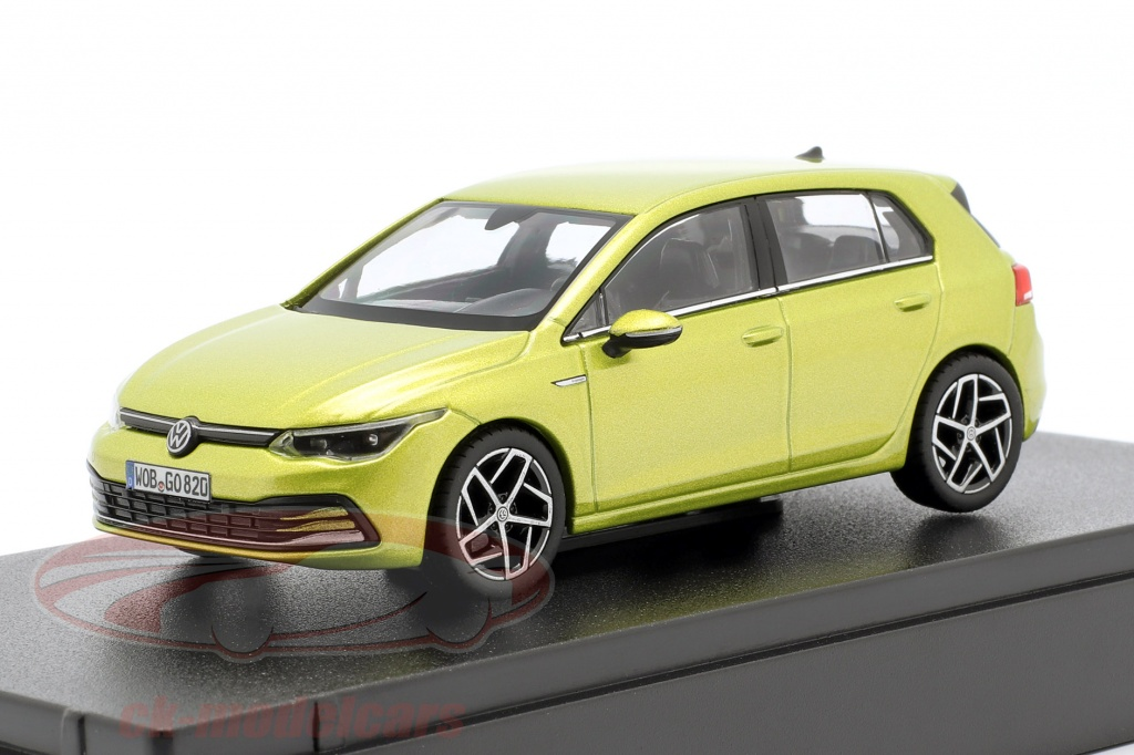 norev-1-43-volkswagen-vw-golf-viii-bouwjaar-2020-citroen-geel-5h009930010w/