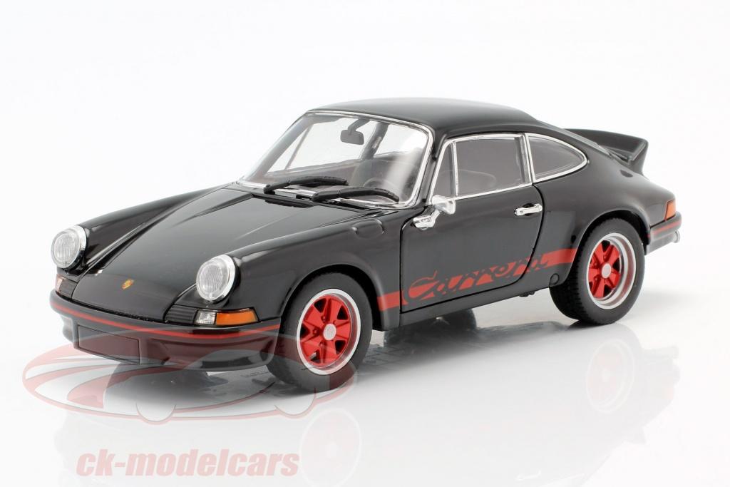welly-1-24-porsche-911-carrera-rs-ano-de-construccion-1973-negro-rojo-map02482418/