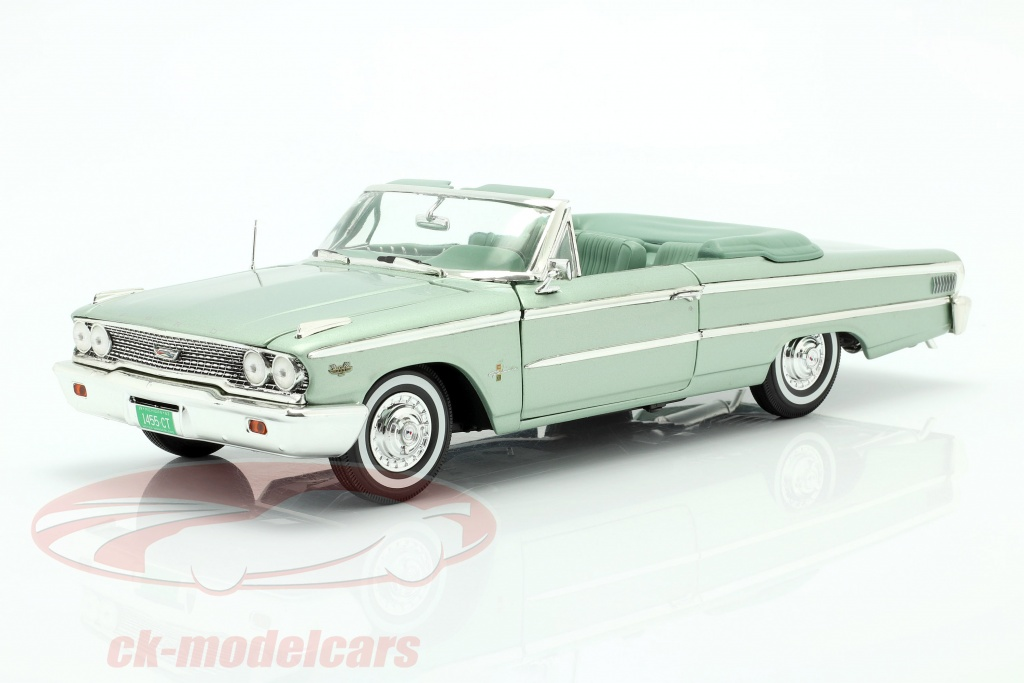 sun-star-models-1-18-ford-galaxie-500-xl-bent-convertible-1963-mosegrn-1455/