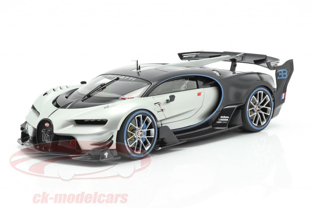 autoart-1-18-bugatti-vision-gt-anno-di-costruzione-2015-argento-carbossilico-blu-70987/