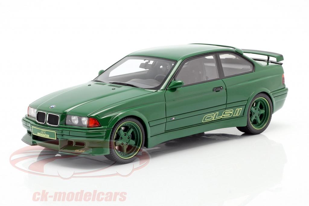ottomobile-1-18-bmw-ac-schnitzer-e36-cls-ii-1995-groen-ot814/