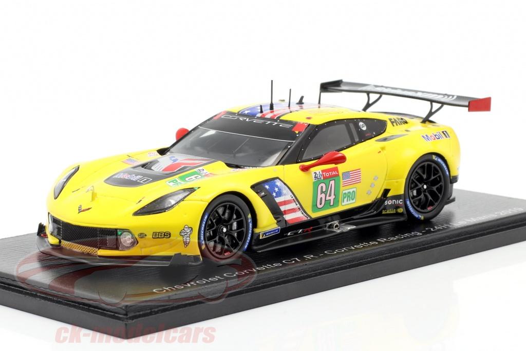 spark-1-43-chevrolet-corvette-c7r-no64-24h-lemans-2019-corvette-racing-s7929/