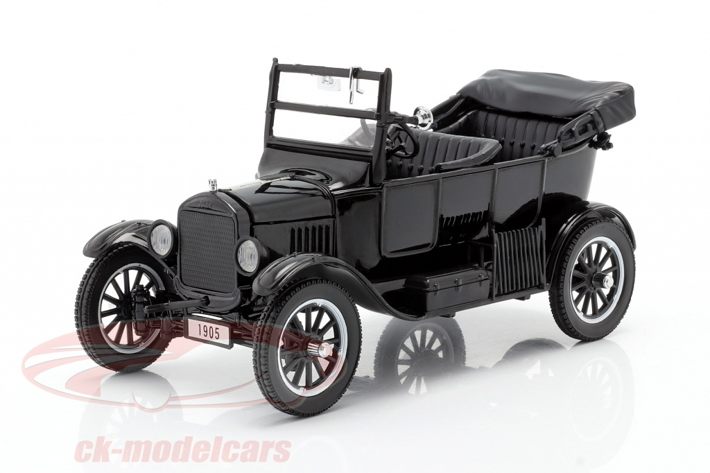 sun-star-models-1-24-ford-model-t-year-1925-with-2-figurines-laurel-hardy-1905/