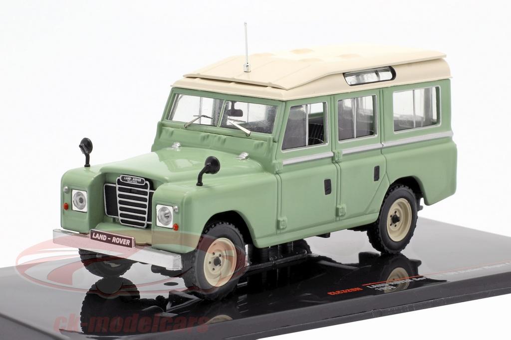 ixo-1-43-land-rover-series-ii-109-station-wagon-4x4-bouwjaar-1958-lichtgroen-beige-clc329n/