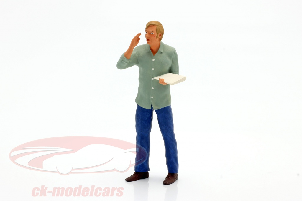 road-kings-1-18-figura-camioneros-guenther-de-pie-rk18a003/
