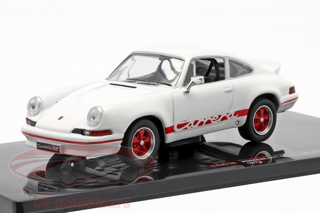 ixo-1-43-porsche-911-carrera-rs-27-anno-di-costruzione-1973-bianco-rosso-clc321n/