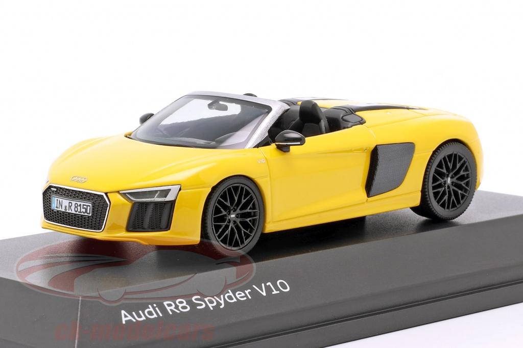 herpa-1-43-audi-r8-spyder-v10-vegas-yellow-5011618531/