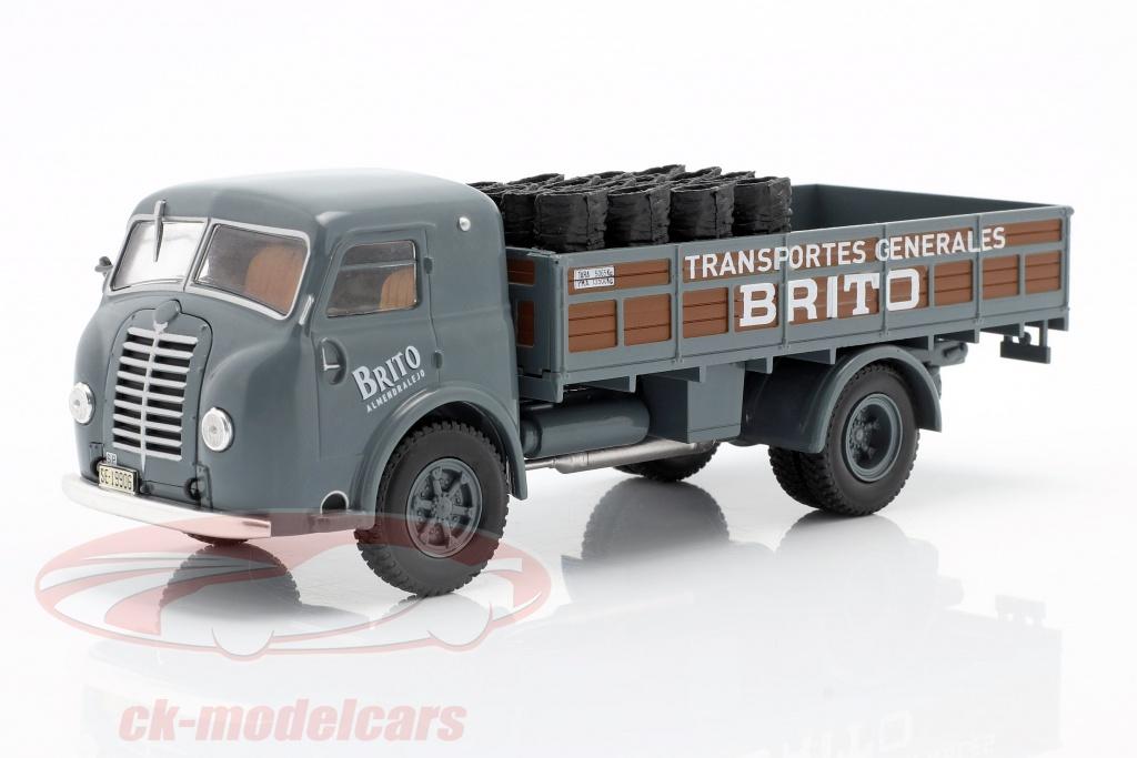 altaya-1-43-pegaso-i-platte-vrachtwagen-brito-bouwjaar-1946-grijs-bruin-g1g8e022/