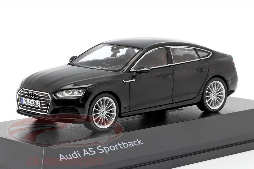 spark-1-43-audi-a5-sportback-opfrselsr-2017-mythos-sort-5011605033/