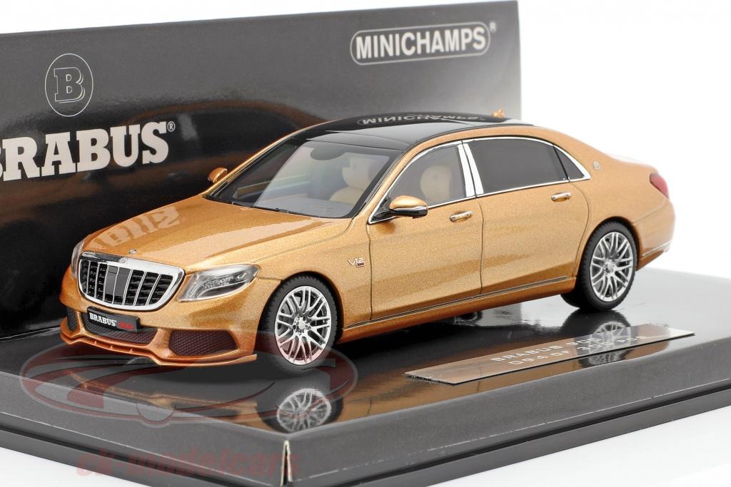 minichamps-1-43-maybach-brabus-900-basado-en-mercedes-benz-maybach-s600-2016-oro-437035422/