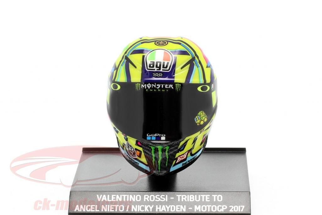 minichamps-1-10-valentino-rossi-homenagens-para-a-nieto-n-hayden-motogp-2017-agv-capacete-315170056/