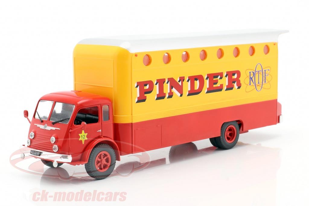direkt-collections-1-43-renault-r4220-pinder-circo-no12-rtf-amarillo-rojo-pinc21/