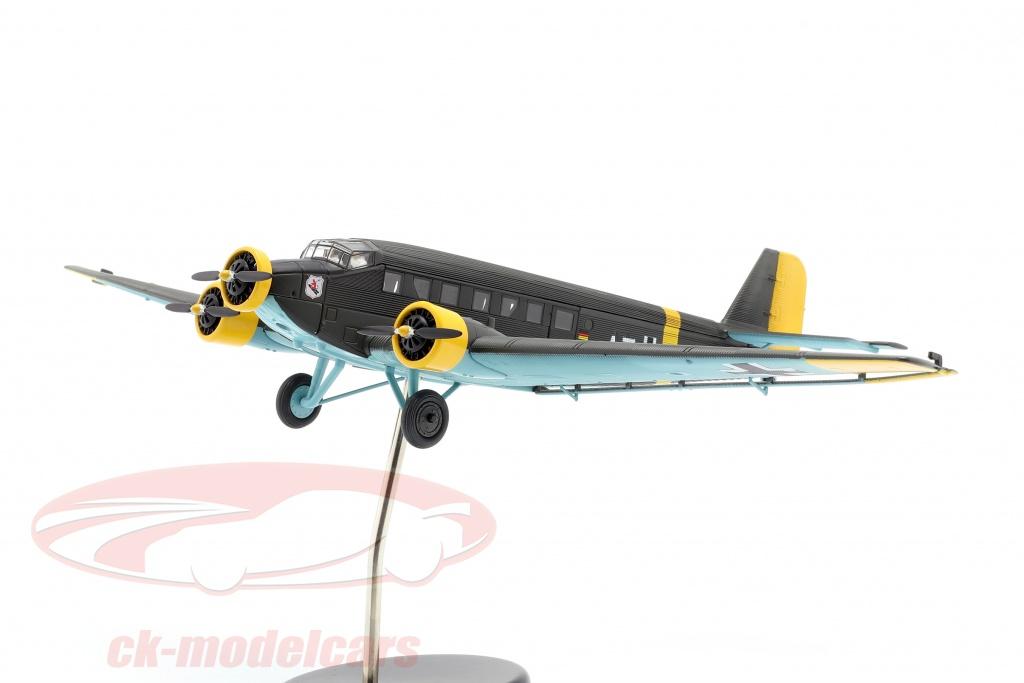 schuco-1-72-junkers-ju52-3m-vliegtuig-1932-52-a-jean-baptiste-salis-olijfgroen-403551900/