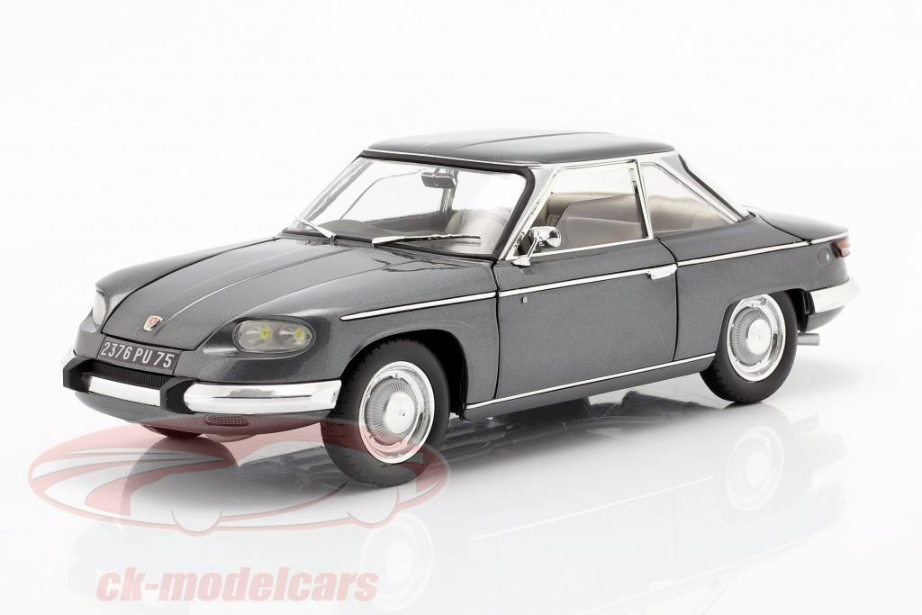 norev-1-18-panhard-24-ct-anno-di-costruzione-1964-grigio-argento-metallico-184502/