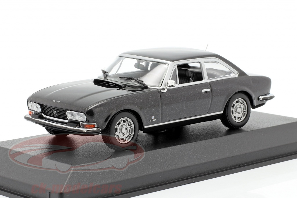 minichamps-1-43-peugeot-504-coupe-baujahr-1976-dunkelgrau-metallic-940112121/