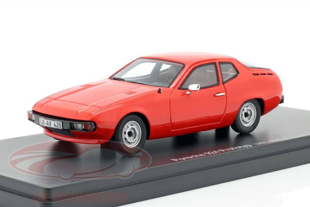 autocult-1-43-porsche-924-prototype-annee-de-construction-1974-rouge-60040/