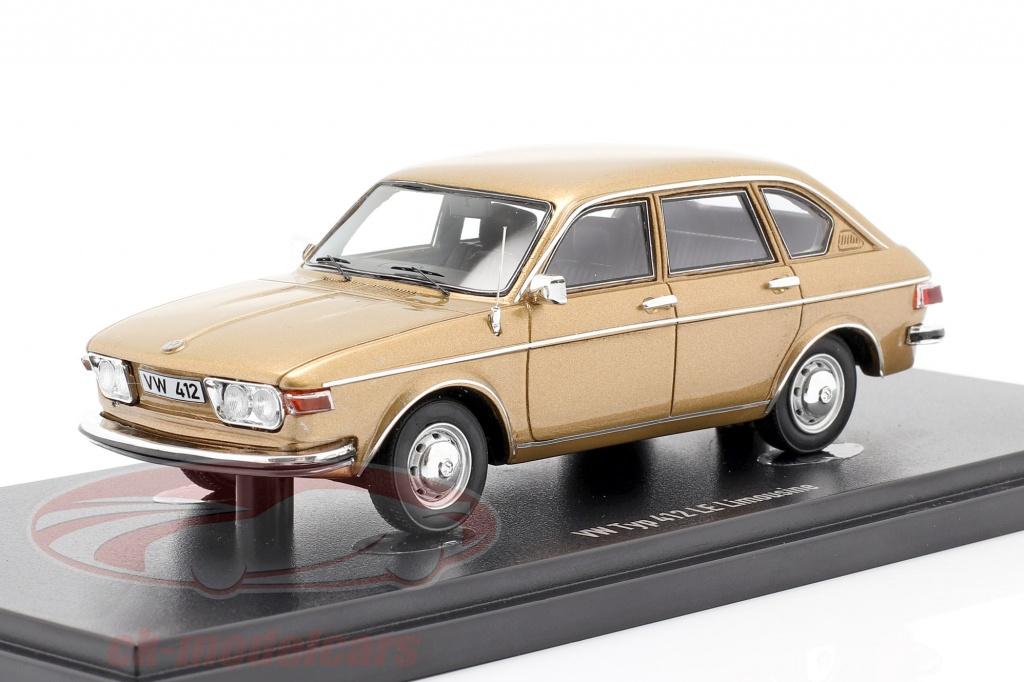 autocult-1-43-volkswagen-vw-tipo-412-le-limusina-ano-de-construccion-1972-oro-metalico-90146/