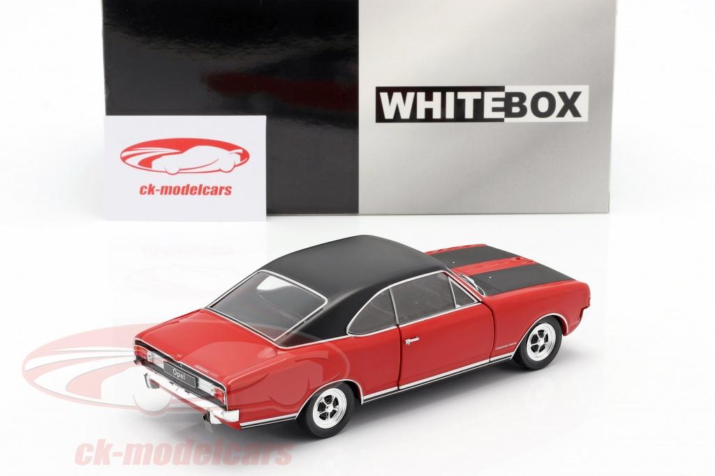 whitebox-1-24-opel-commodore-a-gs-e-rojo-negro-wb124035/