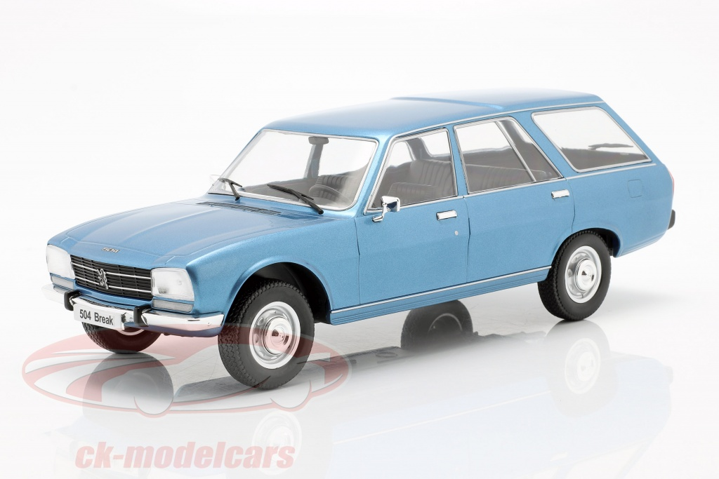 modelcar-group-1-18-peugeot-504-break-anno-di-costruzione-1976-blu-metallico-mcg18213/