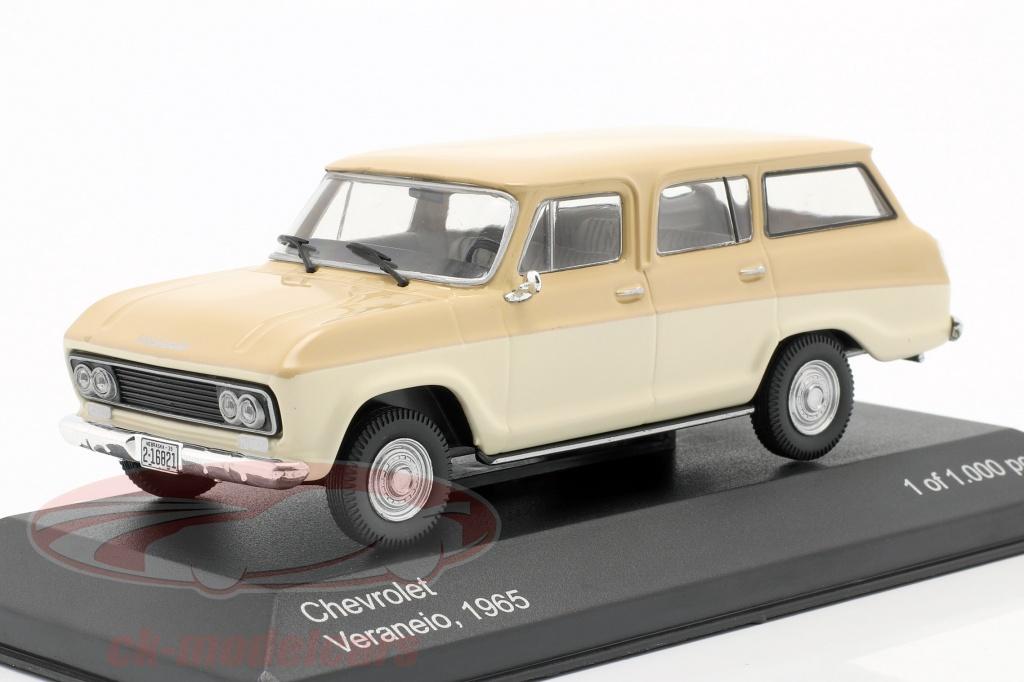 whitebox-1-43-chevrolet-veraneio-baujahr-1965-creme-beige-wb094/