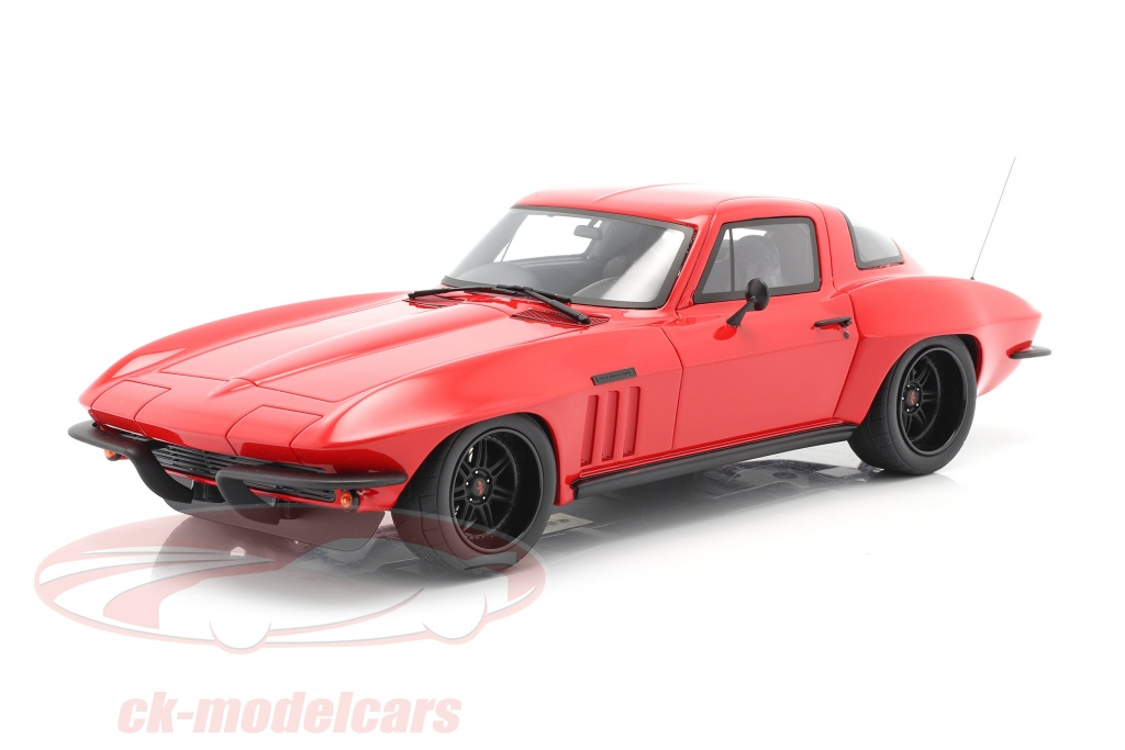 gt-spirit-1-18-chevrolet-corvette-c2-optima-ultima-bouwjaar-1965-rood-gt266/