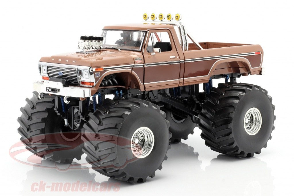 greenlight-1-18-ford-f-350-monster-truck-bft-66-inch-tires-1978-braun-13557/