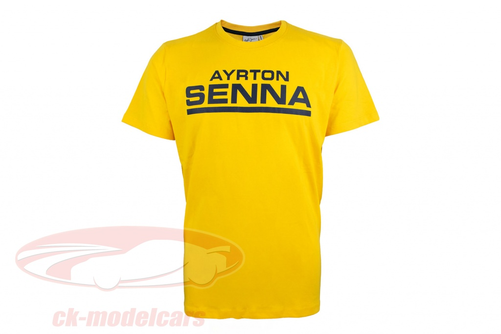 ayrton-senna-t-shirt-racing-firma-giallo-as-18-126/s/