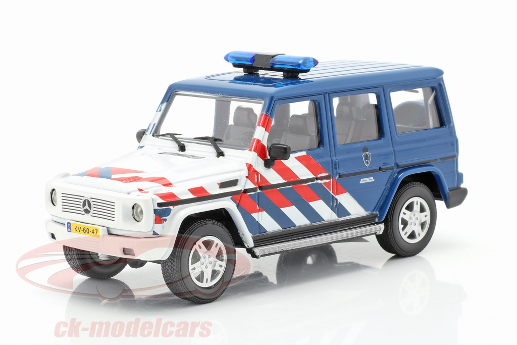 cararama-1-43-mercedes-benz-g-klasse-militaire-politie-nederland-4-53341/