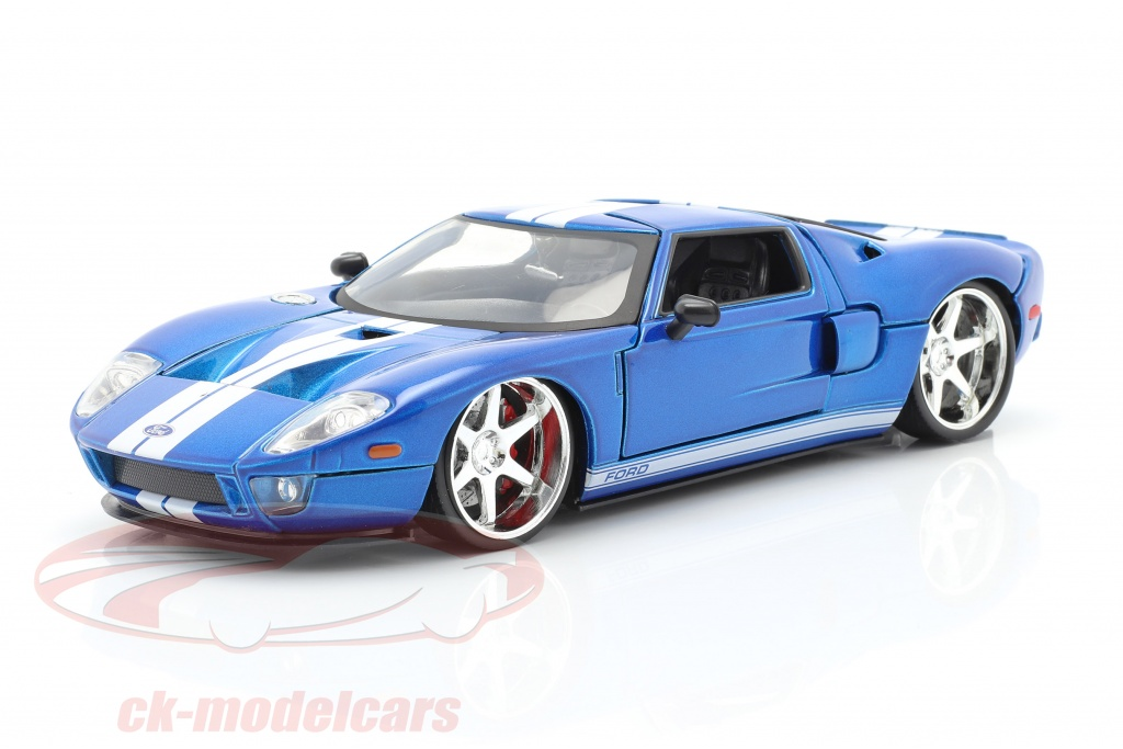 jadatoys-1-24-ford-gt-movie-fast-and-furious-7-2015-blue-white-97177/