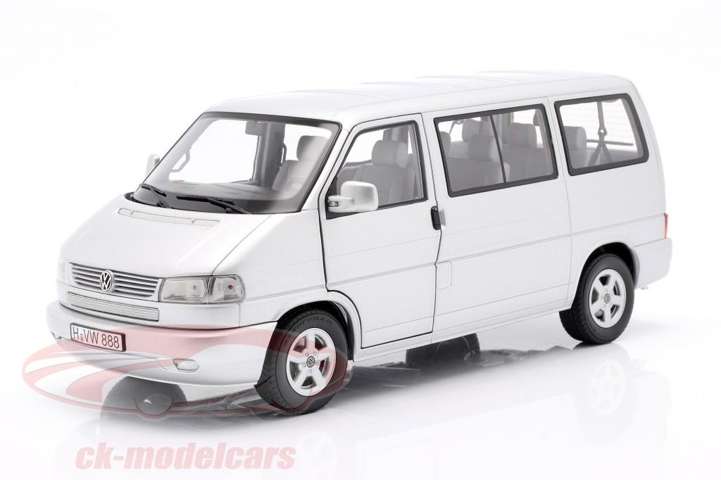 schuco-1-18-volkswagen-vw-t4b-caravelle-argent-450041500/