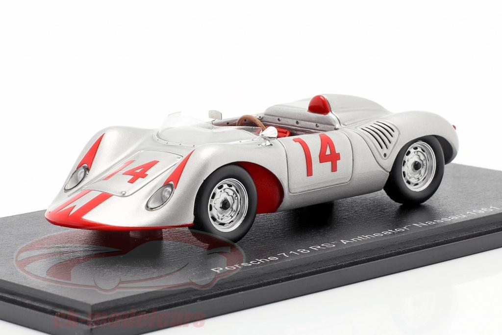 spark-1-43-porsche-718-rs-no14-nassau-trophy-race-1961-bob-holbert-s7514/