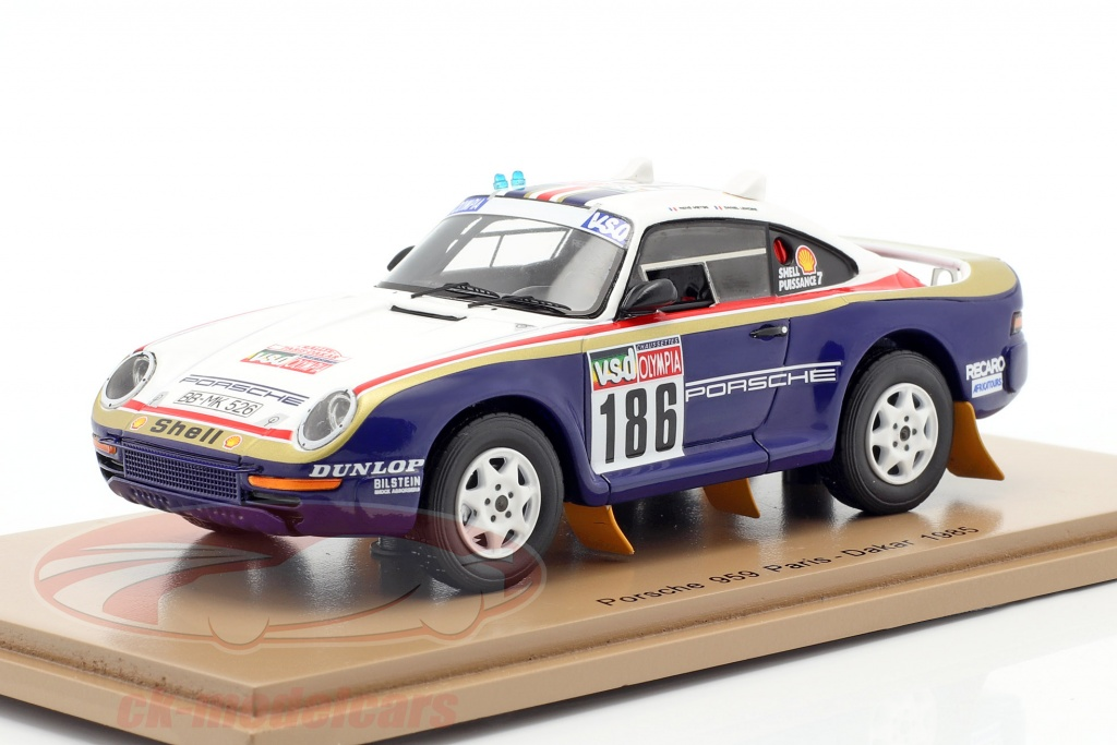 spark-1-43-porsche-959-no186-rallye-paris-dakar-1985-metge-lemoyne-s7818/