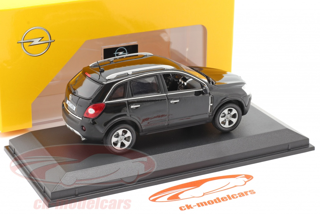 NOREV 1:43 Opel Antara schwarz