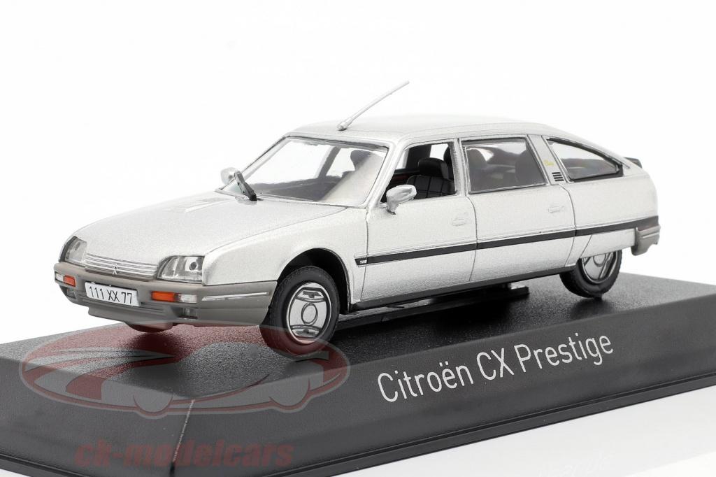 norev-1-43-citroen-cx-turbo-2-prestige-ano-de-construcao-1986-prata-metalico-159017/