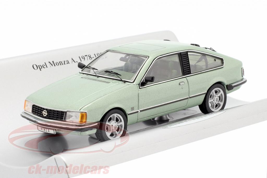 schuco-1-43-opel-monza-a-ano-de-construcao-1978-1982-verde-metalico-9163237/