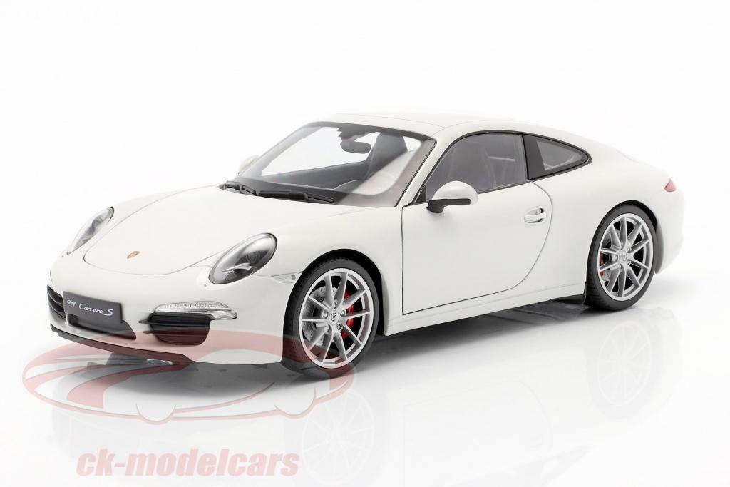 PORSCHE 911 2012-18047S WELLY 1//18 991 CARRERA S