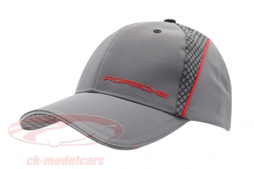porsche-baseball-cap-racing-collection-gray-red-wap4500010h/