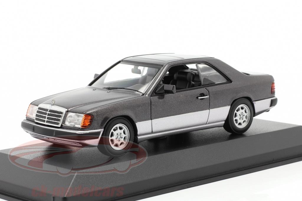 minichamps-1-43-mercedes-benz-300-ce-c124-bouwjaar-1991-donkerpaars-metalen-940037020/