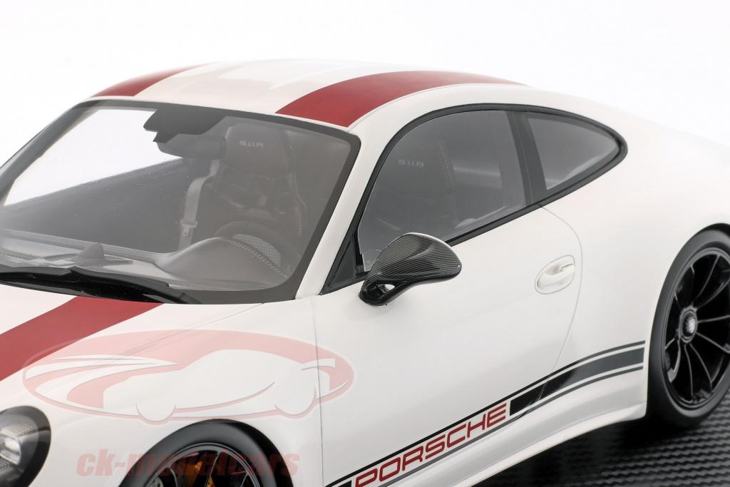 spark-1-12-porsche-911-991-r-type-annee-de-construction-2016-avec-vitrine-rouge-blanc-2e-choix-ck61285-2-wahl/
