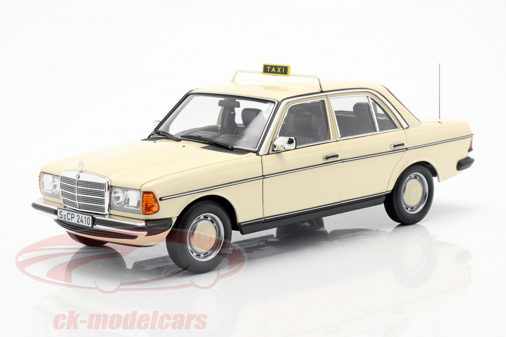 norev-1-18-mercedes-benz-200-w123-taxi-year-1980-1985-light-ivory-b66040670/