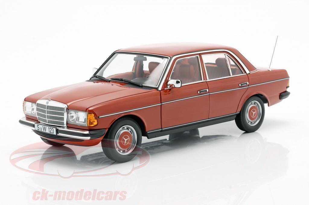 norev-1-18-mercedes-benz-200-w123-baujahr-1980-1985-englischrot-b66040653/