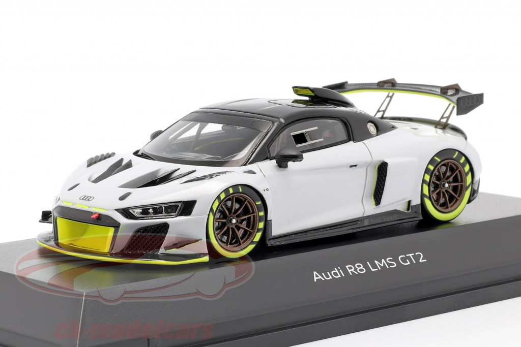 spark-1-43-audi-r8-lms-gt2-presentation-car-grey-black-light-green-5021900431/