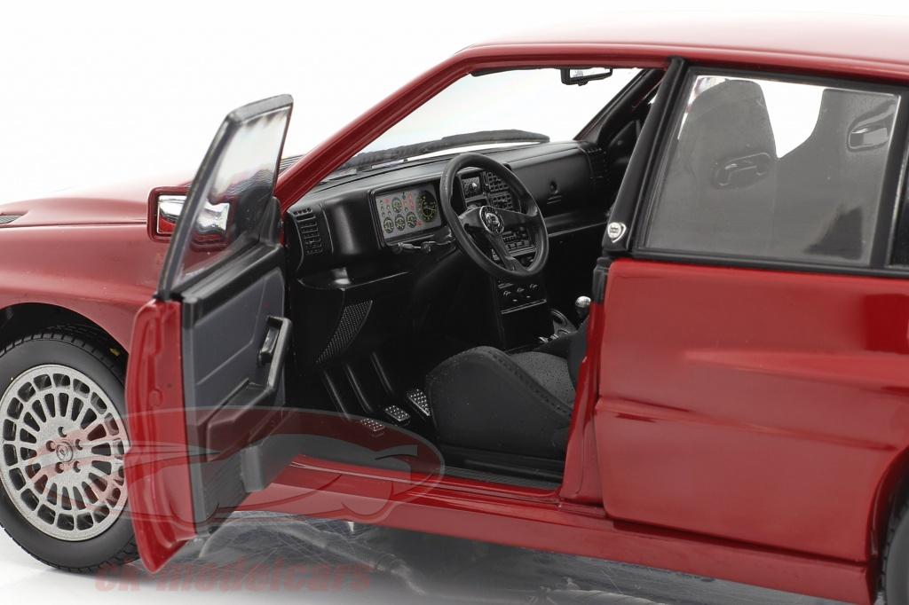 Lancia Delta HF Integrale Evo.II Edizione Finale Bordeaux 1//18 KS08343C KYOSH